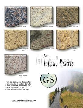 Granite Shield Countertops Stain Proof Maintenance